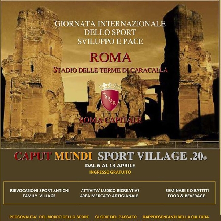 Caput Mundi Sport Village