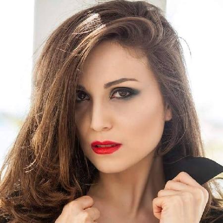 Carmen Piccolo nel ruolo di Chiara