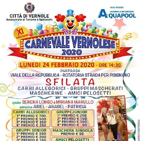 Carnevale Vernolese 2020