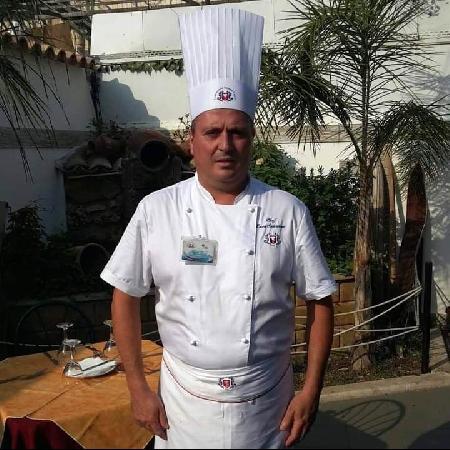 Chef Salvatore Enea