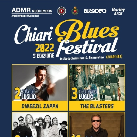 Chiari Blues Festival 2022