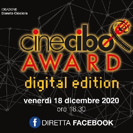 Cinecibo Award non si ferma
