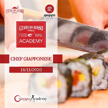 Corso Chef Giapponese
