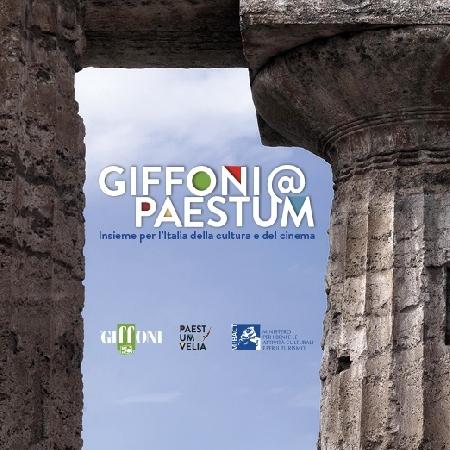 Dall'11 al 14 nell'Area Archeologica di Paestum cult del cinema e il concerto esclusivo del  M°Giovanni Allevi che aprirà questa storica edizione del Festival di Giffoni