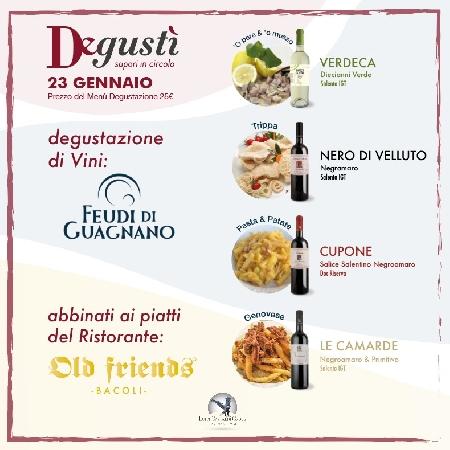 Degustì - Old Friends - Bacoli (NA)