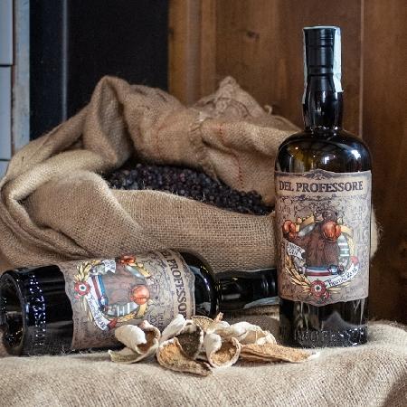 Del Professore  The Fighting Bear London Dry Gin - foto di Agnese Pierotti