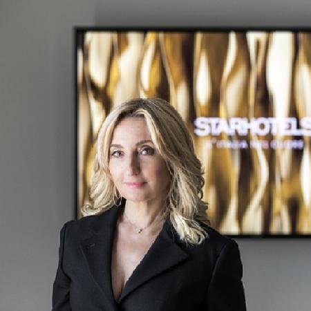 Elisabetta Fabri, presidente e AD di Starhotels SpA