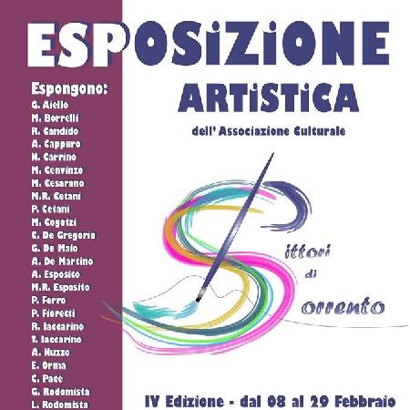 Esposizione Artistica dell'Associazione Culturale Pittori di Sorrento