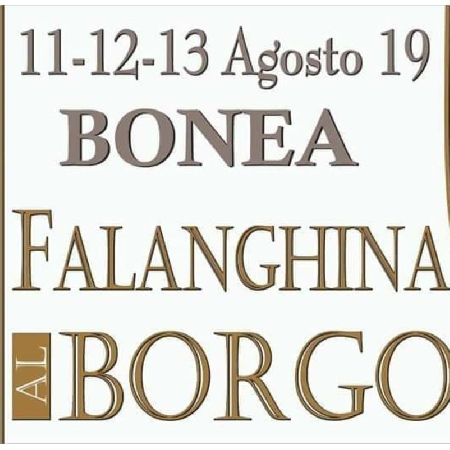 Falanghina al Borgo