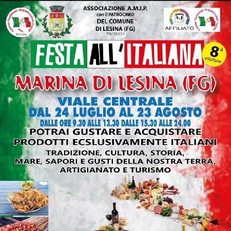 Festa all'Italiana 8ª Edizione