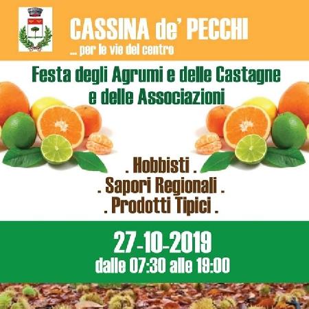 Festa degli Agrumi e delle Castagne e delle Associazioni