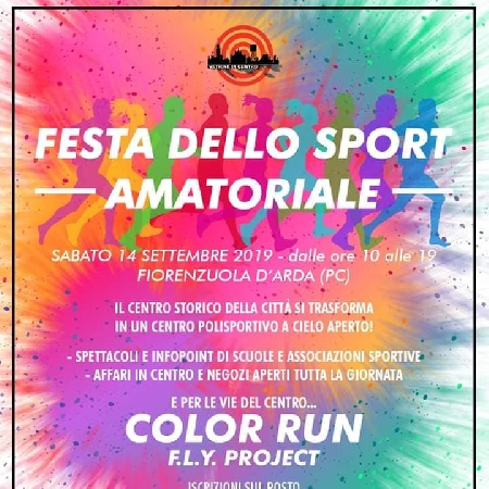 Festa dello Sport Amatoriale