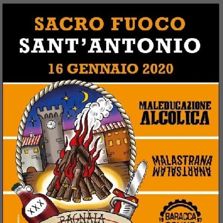 Festa di Sant'Antonio - Sacro fuoco