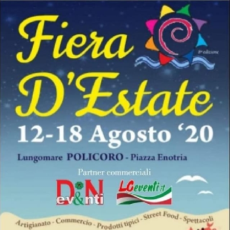 Fiera D'Estate