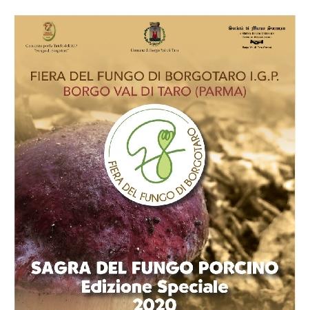 Fiera del Fungo di Borgotaro I.G.P.