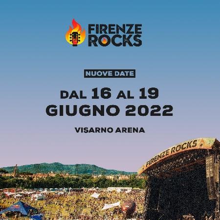 Firenze Rocks 2022