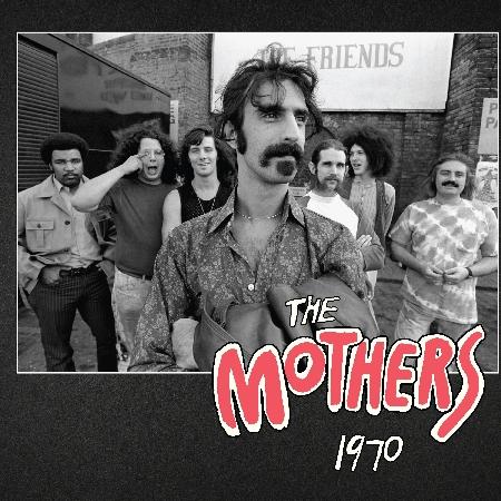 Frank Zappa Mothers 1970