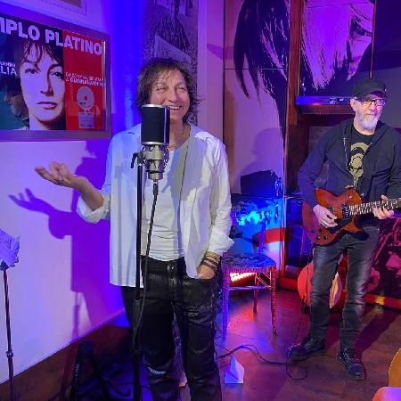 Gianna Nannini live streaming del 12 03 2020
