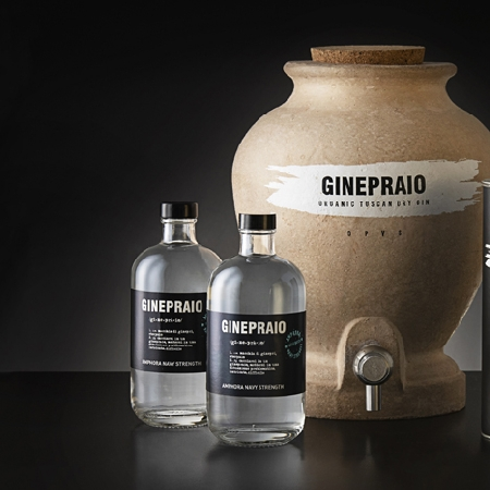 Ginepraio Amphora Navy Strenght