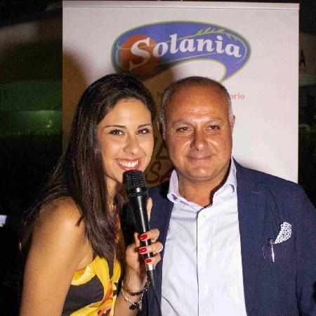 Giuseppe Napoletano e Francesca Faratro