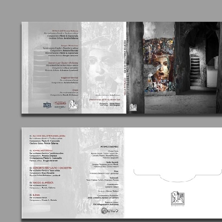 Gli Echi dell'Eterna Bellezza, il cd dedicato all'antica Pompei