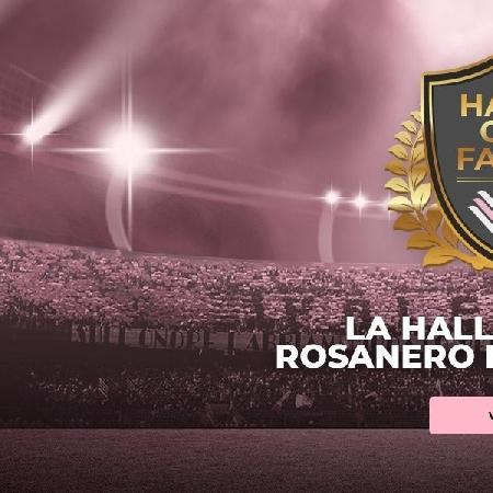 HALL OF FAME ROSANERO
