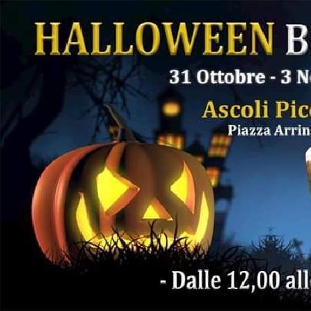 Halloween Beer Fest