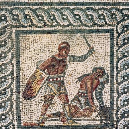 I Gladiatori, la grande mostra in una simbolica anteprima social sui canali del MANN