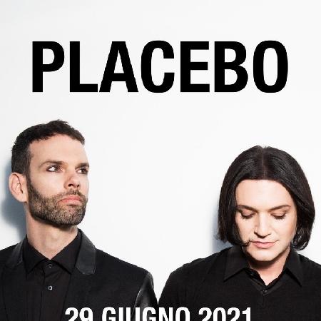 I Placebo a Mantova a giugno del 2021