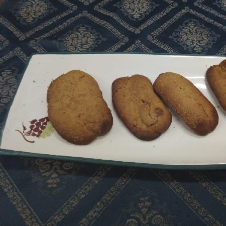 I biscotti vegani  di Silvana senza uova, lattosio e glutine