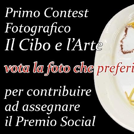 Il Cibo e l'Arte - vota la foto