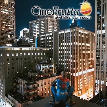 Il doppiatore di Spider-Man e Capitan America  nel primo appuntamento con i Cinefrutta Days 2021