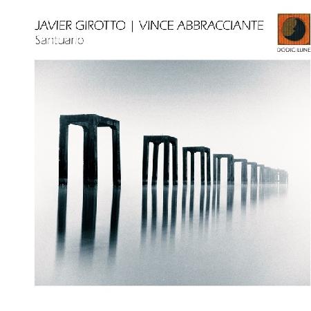 Javier Girotto e Vince Abbracciante - Santuario (Copertina Fronte)