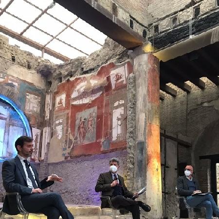 L'evento di Invitalia e del Parco Archeologico di Ercolano per valorizzare la filiera culturale turistica e far nascere nuove imprese
