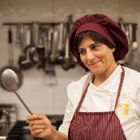 La Lady Chef Silvana Felicetta Colucci