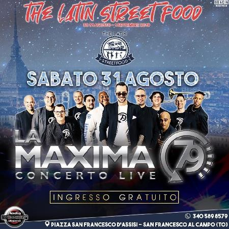 La Maxima 79 in concerto