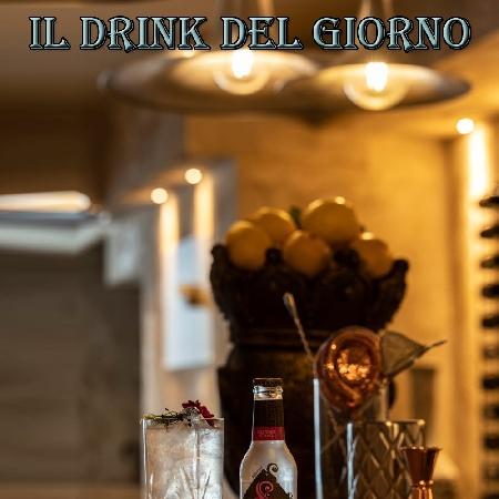 Largo9, preparato da Veronica Costantino, bar manager di LargoNove a Firenze
