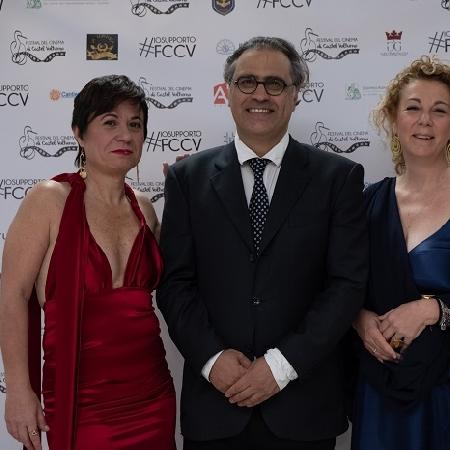Le premiazioni Festival Del Cinema di Castel Volturno