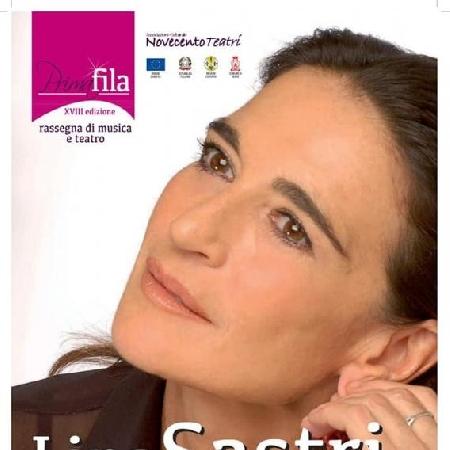 Lina Sastri in Appunti di viaggio