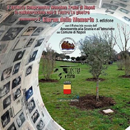 Lunedì 27 gennaio, Cinema Teatro Sofia di Pozzuoli: la terza edizione della manifestazione Ricordare per non ripetere - Giornata della Memoria 2020
