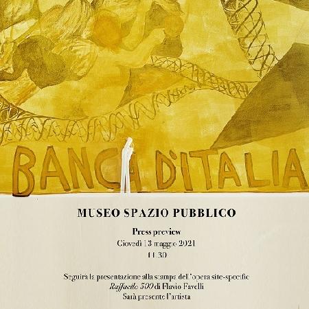 MUSEO SPAZIO PUBBLICO a via Curiel 13/d Bologna il 13 maggio, ore 11.30