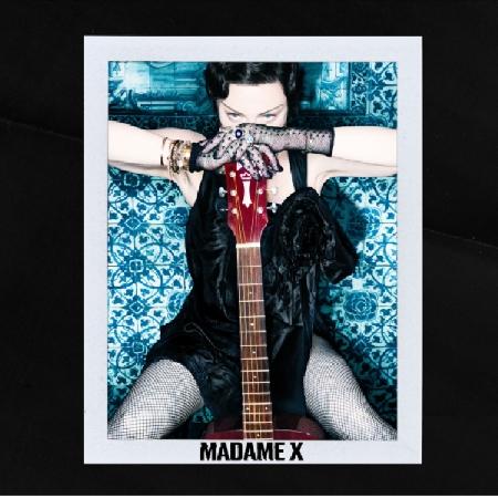 Madonna - Madame X (cover versione Deluxe)