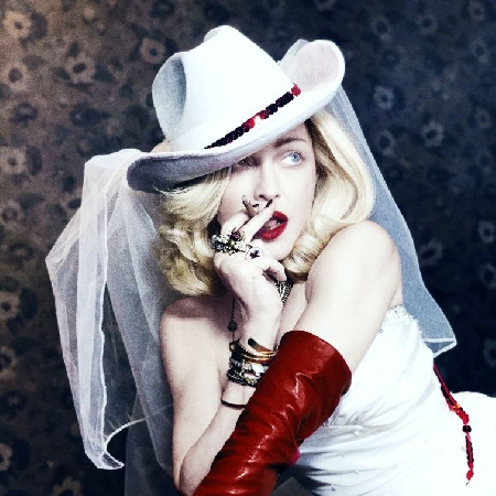 Madonna (fotografia di Steven Klein)