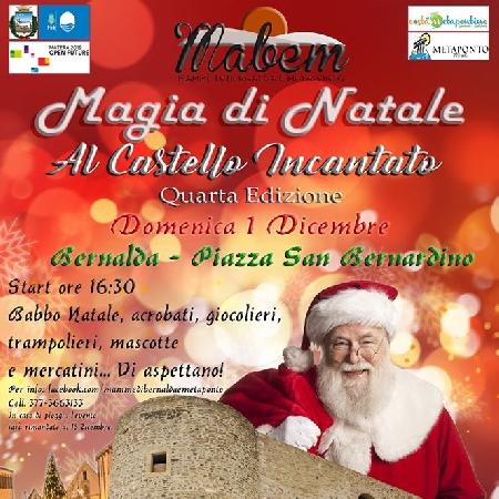 Magia di Natale al Castello Incantato