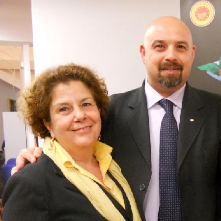 Mariella Passari e Rosario Lopa