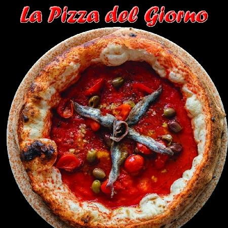 Marinara DOP del Maestro Pizzaiolo Francesco Cammarota dell'omonima pizzeria di Santa Maria la Carità (NA)
