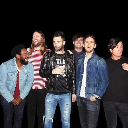 Maroon 5 - Photo credit Travis Schneider