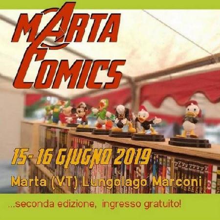 Marta Comics