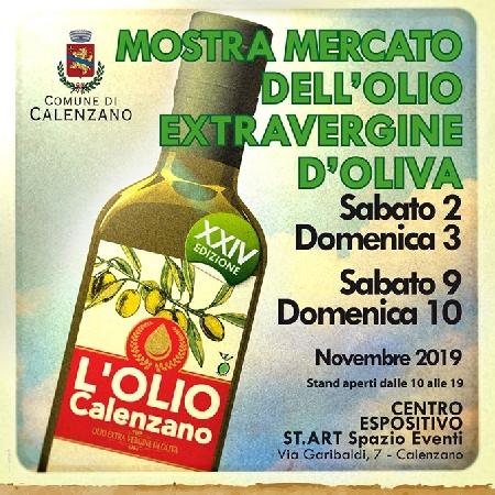 Mostra Mercato dell'Olio Extra Vergine d'Oliva