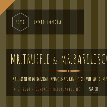 Mr. Truffe and Mr. Basilico